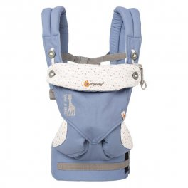 Рюкзак Ergo baby Four Position 360 Baby Carrier