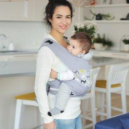 Май-слинг Love & Carry  Олени