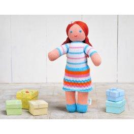 Эко игрушка - Кукла Маша натуральная