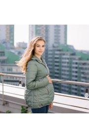 Куртка для беременных демисезонная слингокуртка 3в1 Love & carry