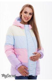 Демисезонная курточка со вставкой для беременных - Sia