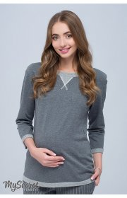 Свитшот для беременных и кормящих - Gigi