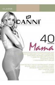 Колготки для беременных Classe 40 den телесный