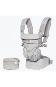 Эрго рюкзак Ergo baby Omni 360 Baby Carrier: Cool Air Mesh-Pearl Grey