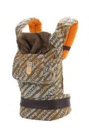 ERGObaby Carrier Umba Print by Christy Turlington - Африка Принт