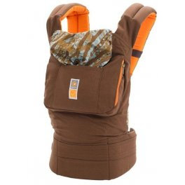 ERGObaby Carrier Umba Solid by Christy Turlington - Африка