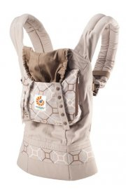 Organic Сollection ERGO Baby Carrier - эргорюкзак Lattice - Латук