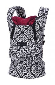 ERGO Baby Carrier Designer Organic Сollection Limited Edition - эргорюкзак Petunia Pickle Bottom Frolicking in Fez - Фез