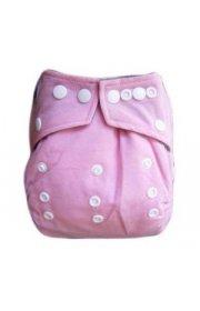 Подгузники многоразовые classic Розовый +1 вкладыш