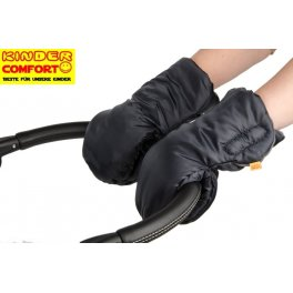 Муфта-рукавицы для рук на коляску - флис