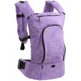 Рюкзак-переноска «Лайт» Rz162 - сиреневая нежность