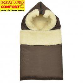 Спальный мешок, конверт на овчине Kinder Comfort Grand