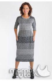 Платье Эстрелла для беременных и кормящих
