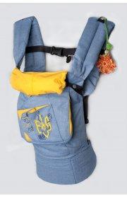 """Эргономичный рюкзак """"Украинский"""" - Герб Украины"""