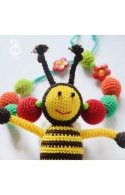 Слингобусы-погремушка - Пчелка Мая