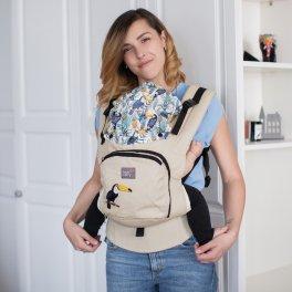 Эрго рюкзак Love & Carry — Тропический лес