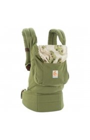 Ergo Baby Carrier органик Zen Gendongan - Лайм