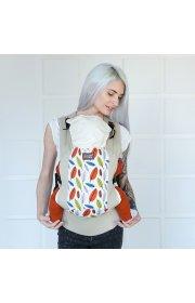 Эрго рюкзак Love & Carry DLIGHT - Листья