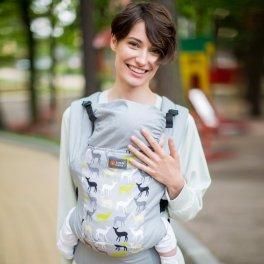 Эрго рюкзак Love and Carry DLIGHT - Форест