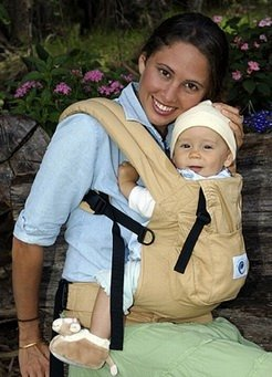 Ergo Baby Carrier, эрго