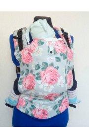 Эрго-рюкзак с принтом Di Sling Розы