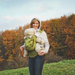 Эрго рюкзак Love & Carry AIR - Олива