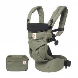 Эрго рюкзак Ergo baby OMNI 360 - Хаки
