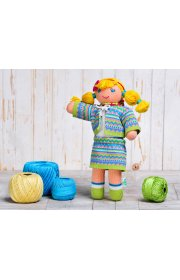 Кукла Лира в летнем комплекте №2