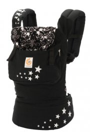 ERGObaby Carrier Original Night Sky - Черный со звездами