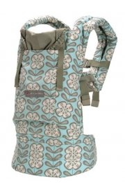 ERGObaby Carrier Organic Petunia Pickle Bottom Peaceful Portofino - Потрофино