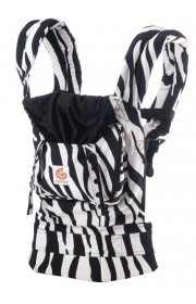 ERGObaby Carrier Original Zebra - Зебра