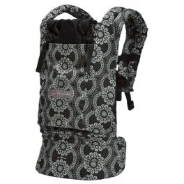 ERGObaby Carrier Organic Petunia Pickle Bottom Evening in Innsbruck - Вечер в Иннсбруке