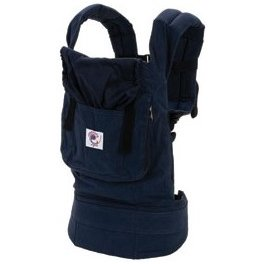 Ergo Baby Carrier органик Navy - Синий