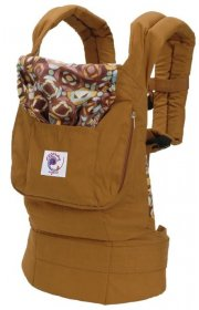 ERGObaby - Organic Desert Bloom Baby Carrier