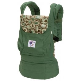 ERGObaby - Organic River Rock Green Baby Carrier