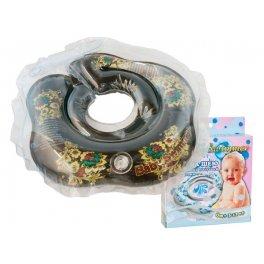 Круг на шею Хохлома Babyswimmer