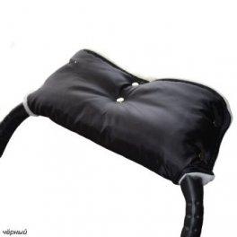 Муфта для рук на коляску, санки - овчина полушерсть - цвета