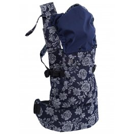 Эрго рюкзак ilovemum Смарт  RZ185 - Розы