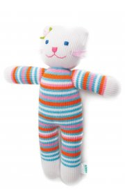 Кошка Люся - вязаные игрушки фрея