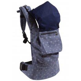 Рюкзак-переноска Классик RZ 306 I Love Mum - Грей