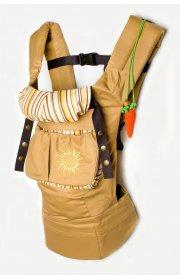 """Эрго рюкзак """"Солнце в пустыне"""""""
