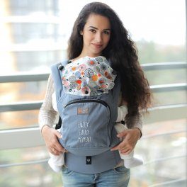 Эрго рюкзак Love & Carry - Моменты счастья